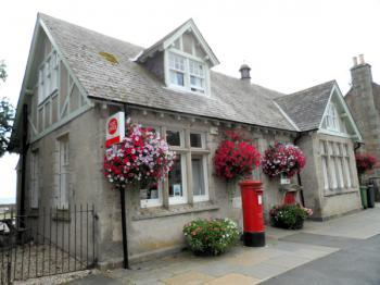 Photograph of Golspie Post Office