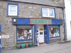 Photograph of Kenny's