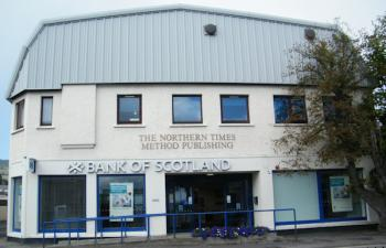 Photograph of Bank Of Scotland - Golspie