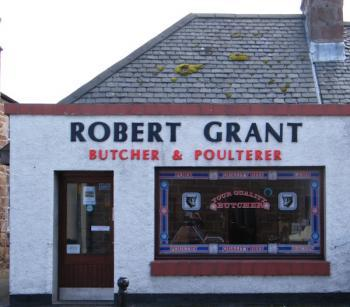 Photograph of Robert Grant - Butchers
