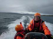 Thumbnail for article : East Sutherland Rescue Association Awarded £11,359 By Rescue Grant Boat Fund