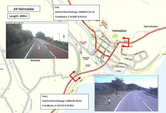 Photograph of Roadworks At Helmsdale Starting Soon - Consultation Period