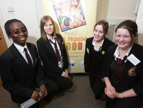 Photograph of Young Entrepreneurs Invent Their Way To The Final - Dornoch Academy