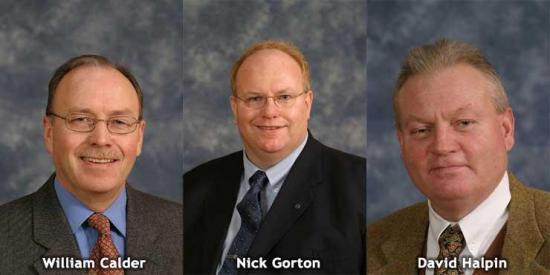 Photograph of New Directors For CASE