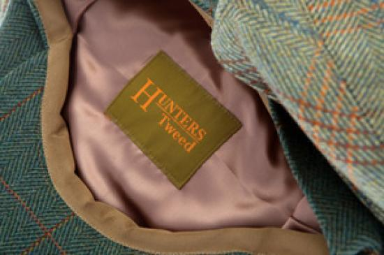 Photograph of Hunter's Tweed Re-launches Celebrated Scottish Tweed Brand