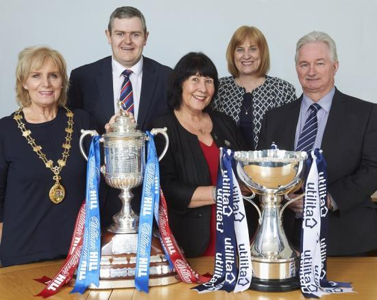 Photograph of Highland Council celebrates double football success in Highlands