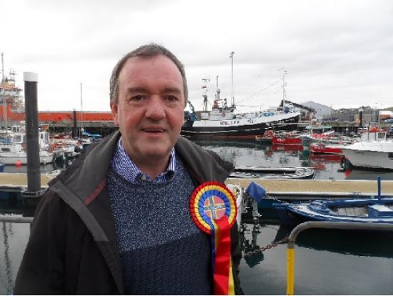 Photograph of James Stockan Independent Challenges The Big Parties For MSP