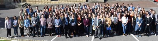 Photograph of A Warm Highland Welcome For Probationer Teachers