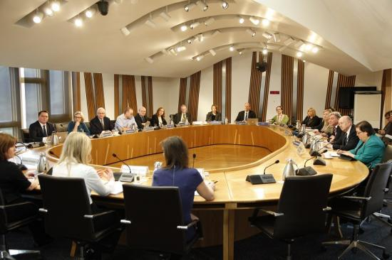 Photograph of Local MSP Urges 'voices Rarely Heard' To Speak Out On Scotlands Economy